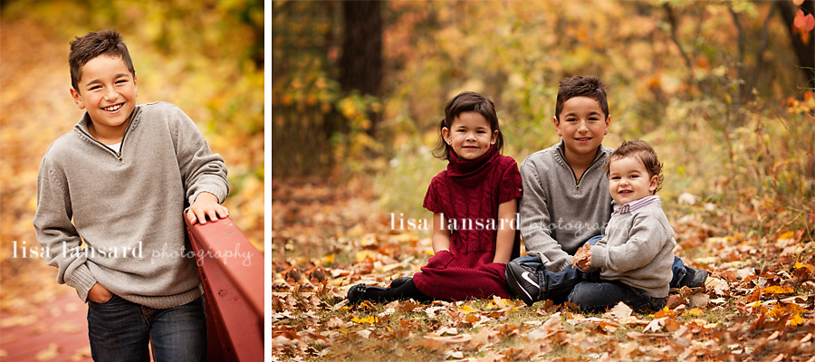 What a perfect afternoon we had in st vital park gorgeous family fall colours and perfect little models here are just a few favourites